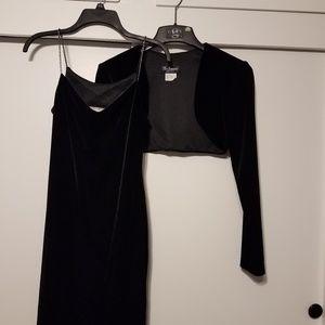 Dresses & Skirts - Dress w/Shrug Jacket, Knee Length